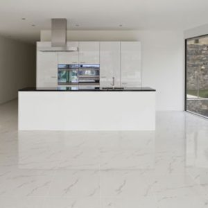Slab Heating with Marble natural stone Flooring in Melbourne